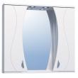 Зеркало Vigo Faina 800 80 см. (№25-800, белое)