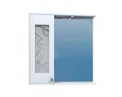 Зеркало Vigo Provans 700 70 см. (№5-700, левое, белое)