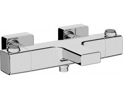 Смеситель для ванны термостатический Vitra Aquaheat A47159EXP (хром глянец)