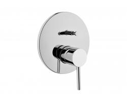 Смеситель для ванны Vitra Minimax S A42210EXP (хром глянец, внешняя часть, скрытого монтажа)