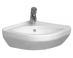 Раковина Vitra S50 40 5306B003-0999 40 см. (белая, угловая)