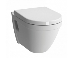 Чаша подвесного унитаза Vitra S50 Rim-Ex 7740B003-0075 (безободковый)