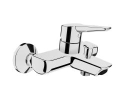 Смеситель для ванны Vitra Solid S A42444EXP (хром глянец)