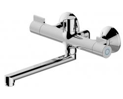 Смеситель для ванны Voda Duo DU 31 (хром глянец, с душевым комплектом)