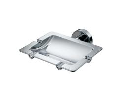 Емкость для мусора WasserKraft  K-1081 (хром глянец)