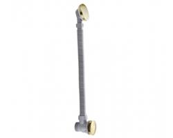 Слив-перелив для ванны WasserKraft A054 (светлая бронза)