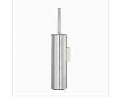 Щетка для унитаза подвесная WasserKraft Ammer K-1057 (матовый хром)