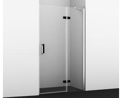 Дверь для душа Wasser Kraft Aller Black 10H05R 120x200 120х200 см. (правая)