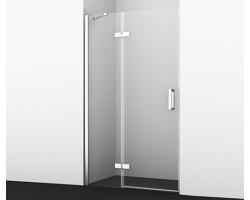 Дверь для душа Wasser Kraft Aller White 10H05L 120x200 120х200 см. (левая)