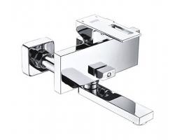 Смеситель для ванной WasserKraft Alme 1501 (хром глянец)