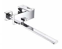 Смеситель для ванной WasserKraft Alme 1502L (хром глянец)