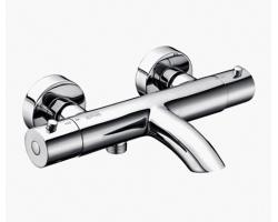 Смеситель для ванны термостатический WasserKraft Berkel Thermo 4811 (хром глянец)