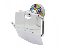 Держатель туалетной бумаги WasserKraft Diemel K-2225 (хром глянец)