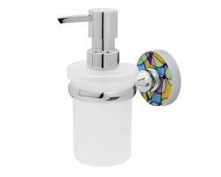 Дозатор для жидкого мыла WasserKraft Diemel K-2299 (хром глянец)