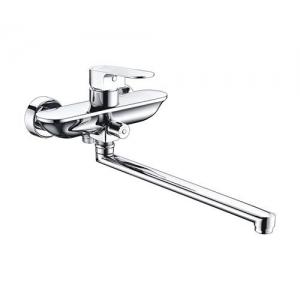 Смеситель для ванны WasserKraft Dinkel 5802L (хром глянец)