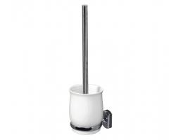 Держатель стакана и дозатора WasserKraft K-24189 (хром глянец)