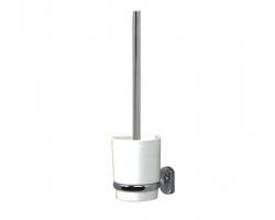 Щетка для унитаза подвесная WasserKraft K-28127 (хром глянец)