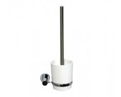 Щетка для унитаза подвесная WasserKraft K-28227 (хром глянец)