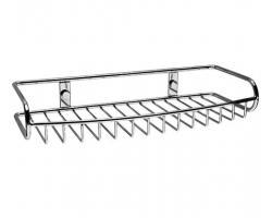 Полка металлическая прямая Wasser Kraft К-1411