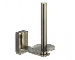 Держатель туалетной бумаги WasserKraft Exter К-5297 (светлая бронза)