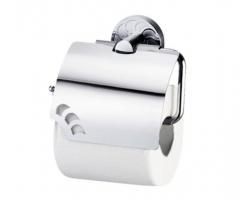 Держатель туалетной бумаги Wasser Kraft Isen K-4025 (хром глянец)