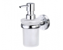Дозатор для жидкого мыла WasserKraft Isen K-4099 (хром глянец)