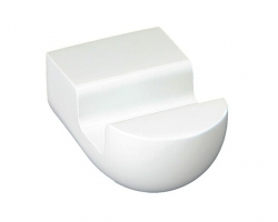 Крючок WasserKraft Kammel K-8323WHITE (белый)