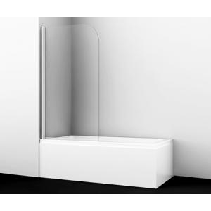 Душевая шторка Wasser Kraft Leine 35P01-80 80 см. (распашная, одностворчатая)