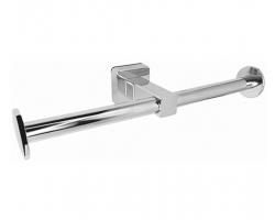 Держатель туалетной бумаги двойной WasserKraft Lippe K-6596D (хром глянец)
