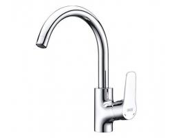 Смеситель для кухни WasserKraft Lippe 4507 (хром глянец)