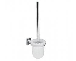 Щетка для унитаза подвесная WasserKraft Lippe К-6527 (хром глянец)