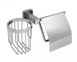 Держатель туалетной бумаги и освежителя Wasser Kraft Lippe К-6559