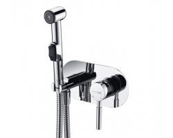 Комплект для гигиенического душа WasserKraft Main 4138 (хром глянец, скрытое подключение)