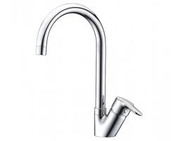 Смеситель для кухни Wasser Kraft Ruhr 24407 (хром глянец)