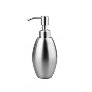 Дозатор для жидкого мыла WasserKraft Ruwer K-6799 (нержавеющая сталь)