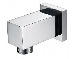 Шланговое подключение WasserKraft A089 (хром глянец)