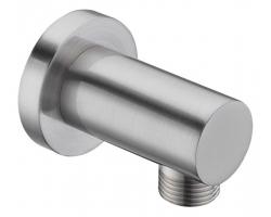 Шланговое подключение WasserKraft A102 (матовый хром)