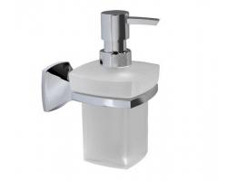 Дозатор для жидкого мыла WasserKraft Wern К-2599 (хром глянец)